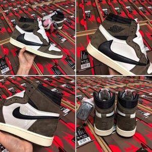 Travis Scott Nike Jordan Retro 1